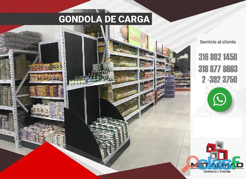 GONDOLAS PARA SUPERMERCADO 2