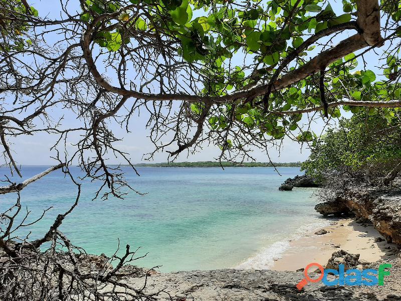 Lote de 3 hectáreas en Venta isla Baru 3