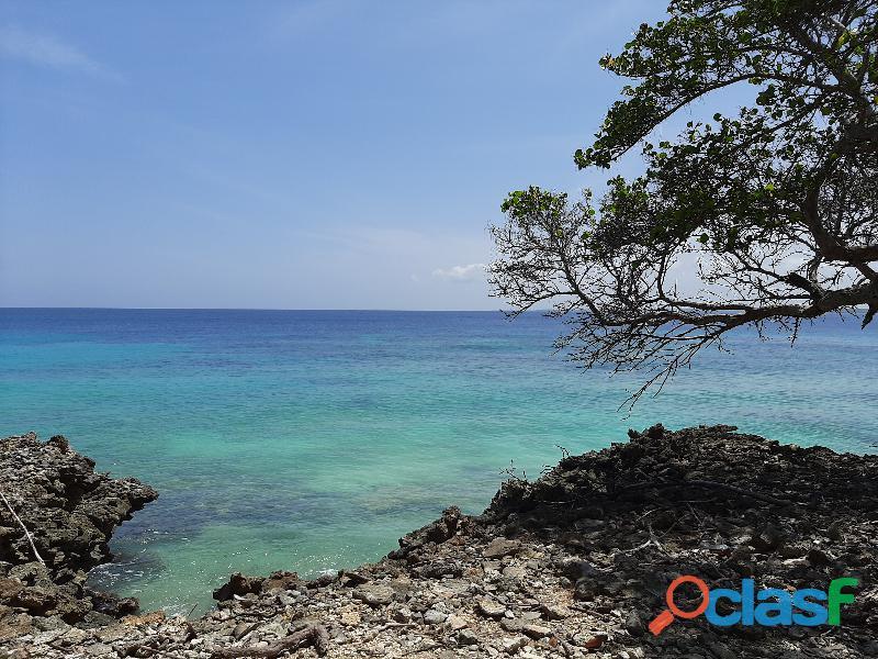Lote de 3 hectáreas en Venta isla Baru 2