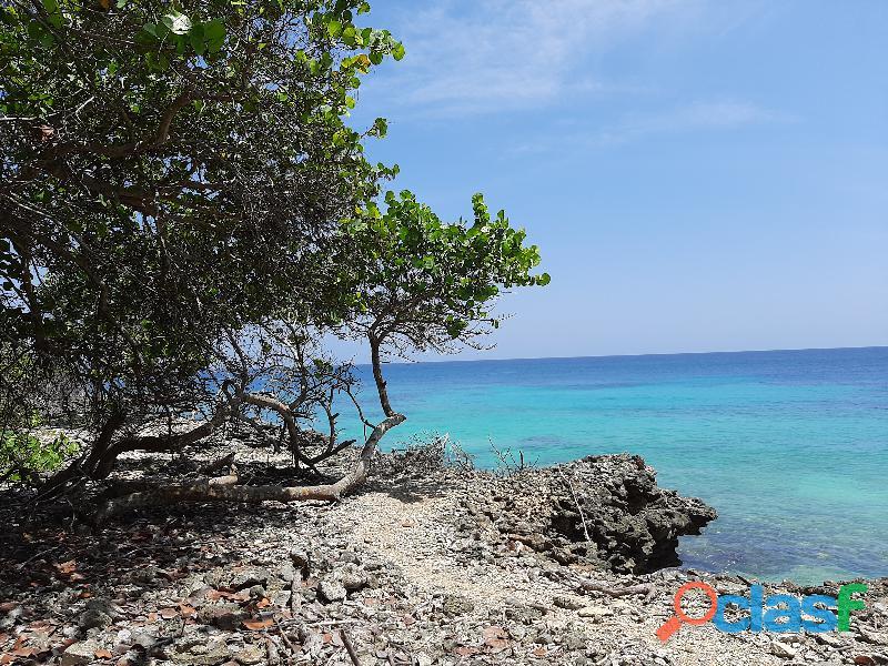 Lote de 3 hectáreas en Venta isla Baru 1