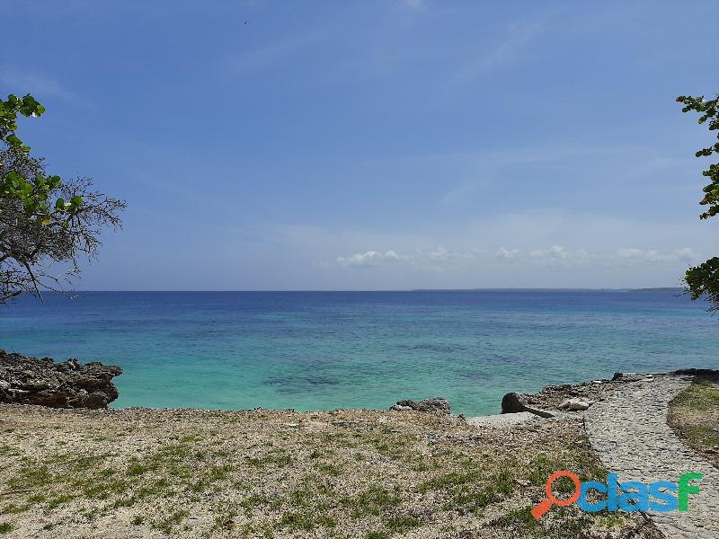 Lote de 3 hectáreas en Venta isla Baru 4