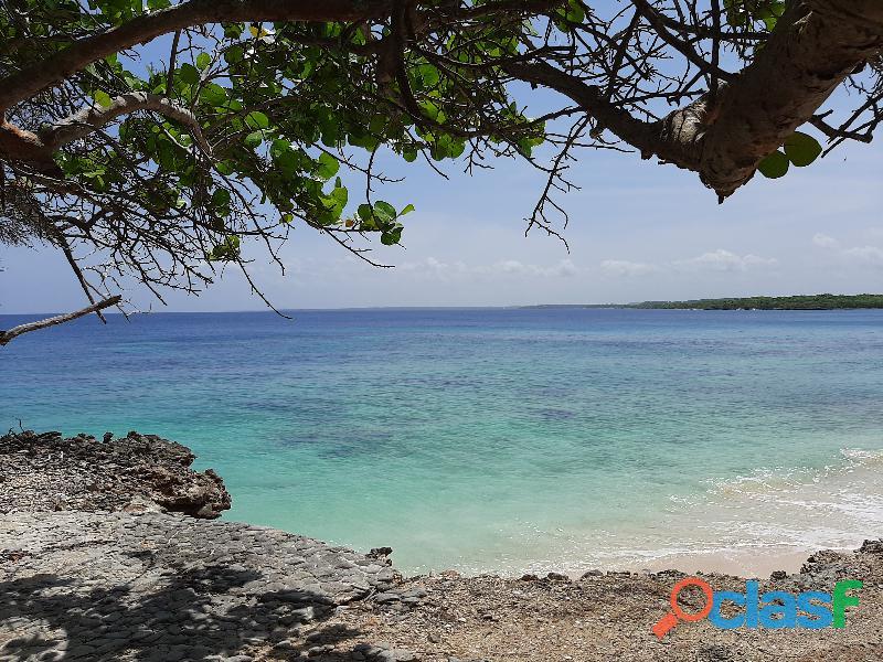 Lote de 3 hectáreas en Venta isla Baru 5