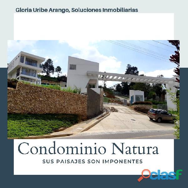 Lotes en Condominio Natura