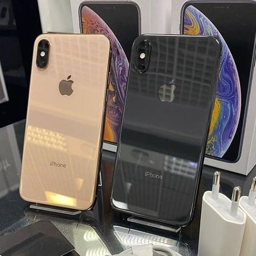 Apple iphone xs max en caja libres de fabrica (garantia)