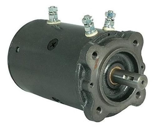 Db electrical lpl0025 motor de cabrestante de 24 voltios par