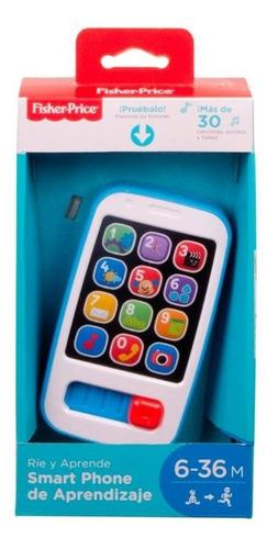 Fisher price teléfono smartphone celular de aprendizaje
