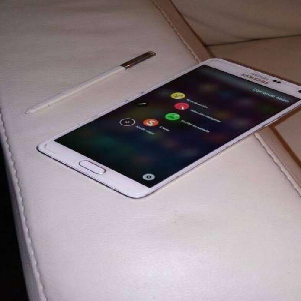 Galaxy note 4 32gb como nueva, factura y garantia