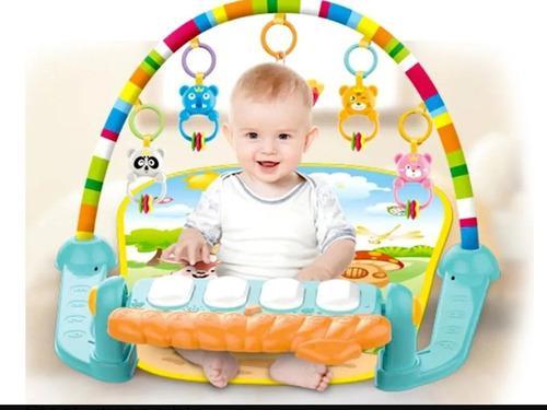 Gimnacio pará bebé musical y didáctico