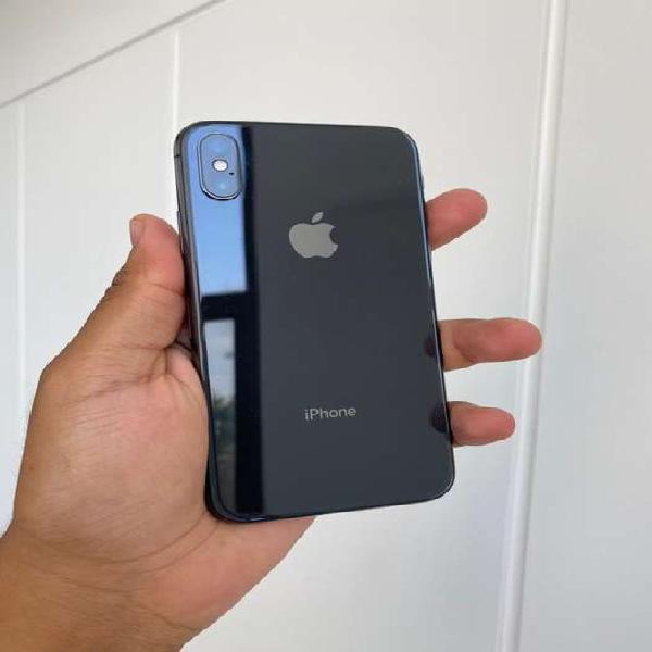 Iphone x 64gb perfecto estado. garantia 6 meses