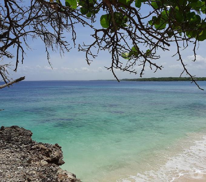 Lote 3 hectáreas en venta isla Baru, Cartagena