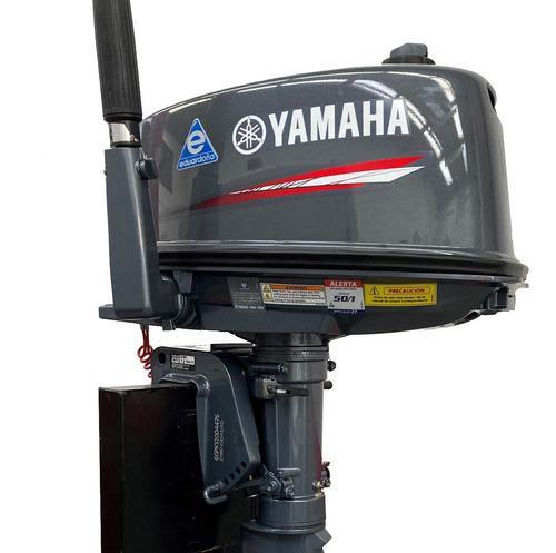 Motor fuera de borda yamaha 2t 4hp 4cmhs
