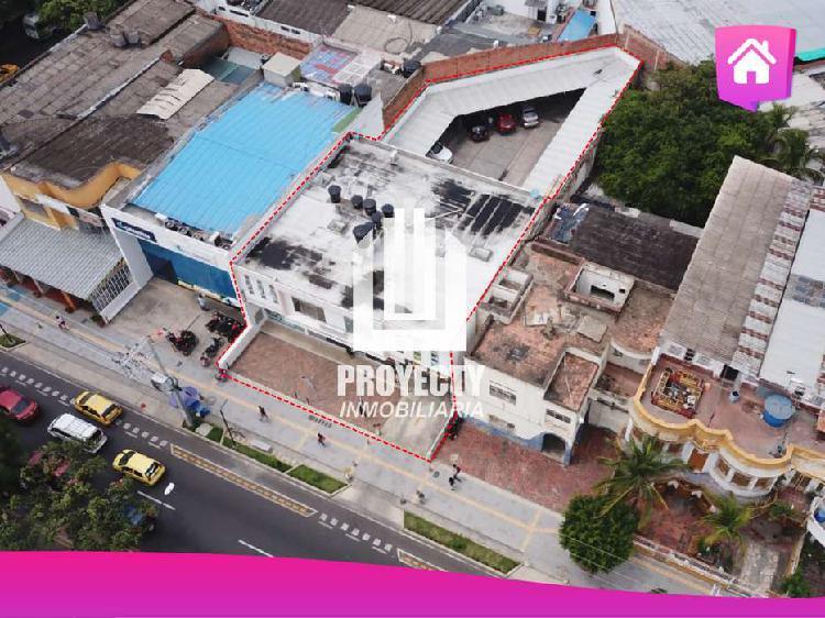 Parqueadero central cúcuta con locales y apartamentos _