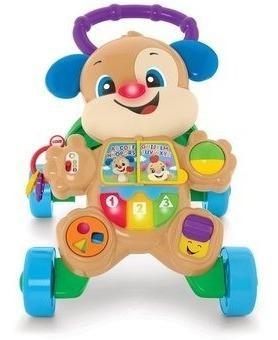 Perrito andadera rie y aprende fisher price frd01 juguete