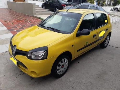Renault clio express mod 2016 motor 1149/ 5 puertas amarillo