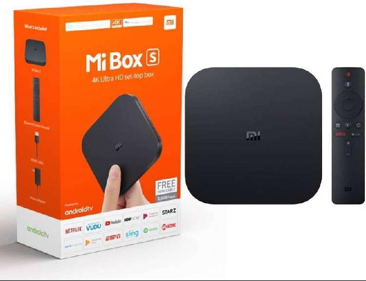 Xiaomi mi box s android tv original