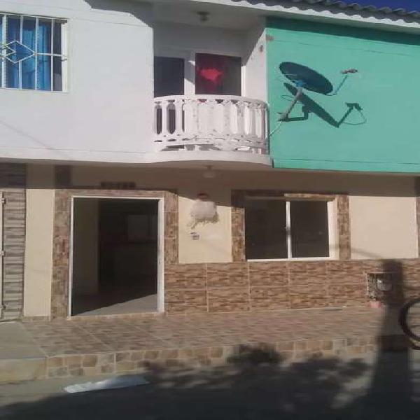 Arriendo casa conjunto villa linda en las moras