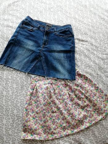 Combo faldas