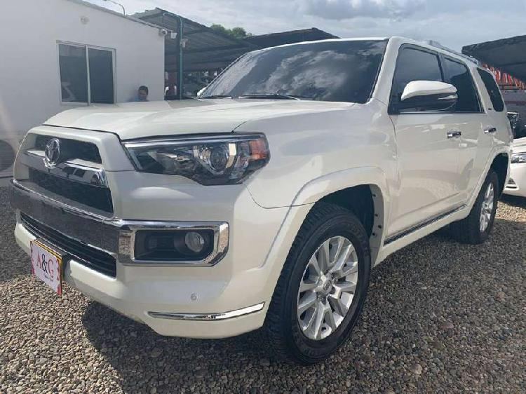 Toyota 4runner limited at 4x4 mod 2018