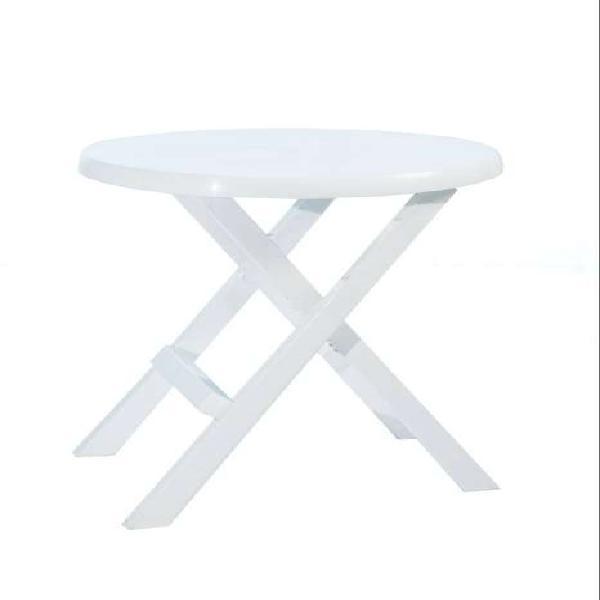 Mesa plegable plastica