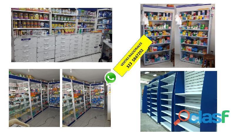 Cajonero para almacenar medicamentos