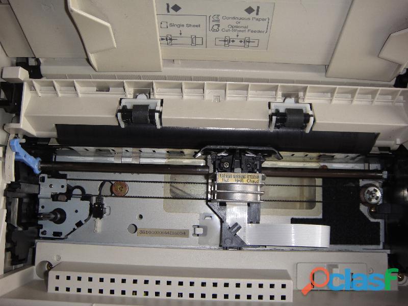 Impresoras de punto lx 300 totalmente funcionales 3