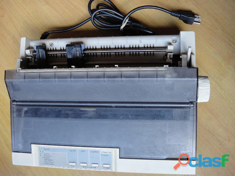 Impresoras LX 300+
