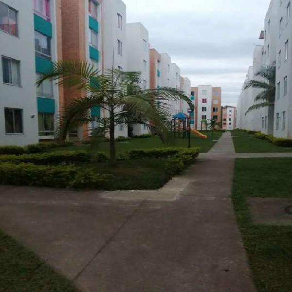 Arriendo apartamento 1piso conjunto portal de villa maría