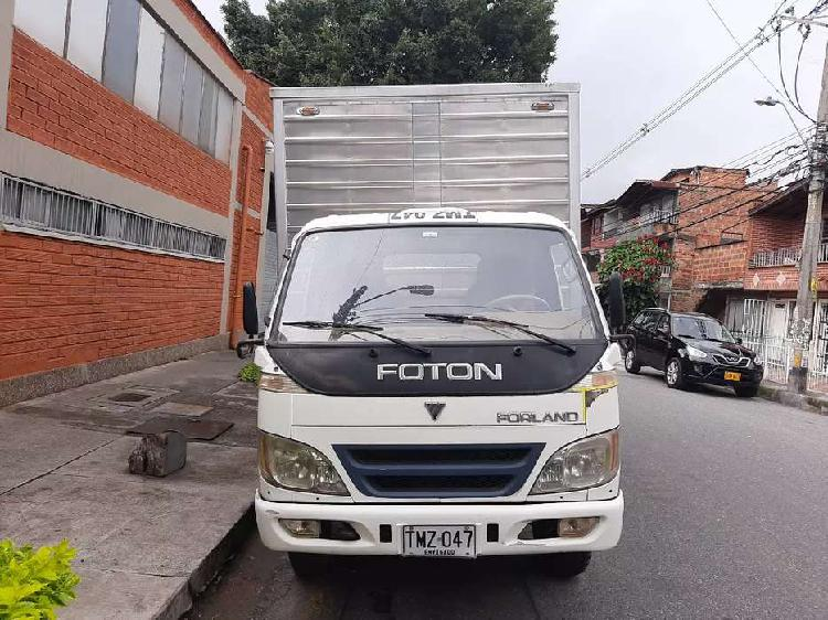 Camion foton 2008 3.5 toneladas