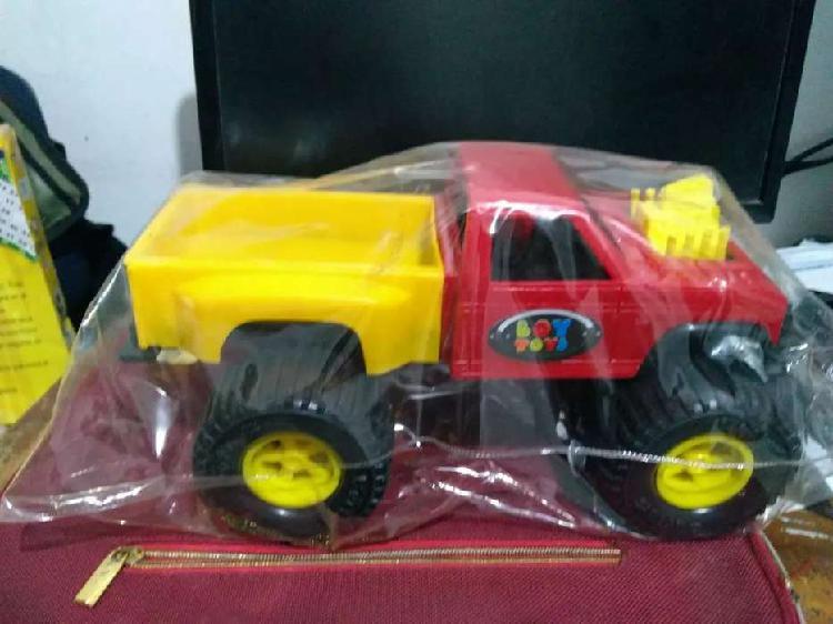 Carro juguetes