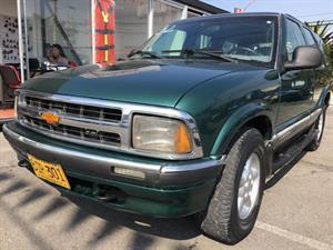 Chevrolet blazer 4x4 1997