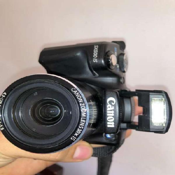 Camara fotografica canon powershot sx500is