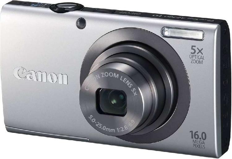 Canon powershot a2300 - cámara digital de 16 megapíxeles