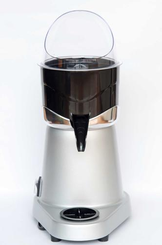 Exprimidor eléctrico industrial ideal para restaurantes.