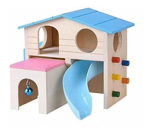 Kathson hamster casa escondite choza escondite de ratas jugu