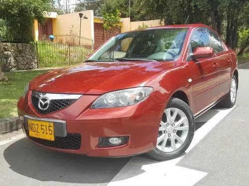 Mazda 3 sedan at 1600