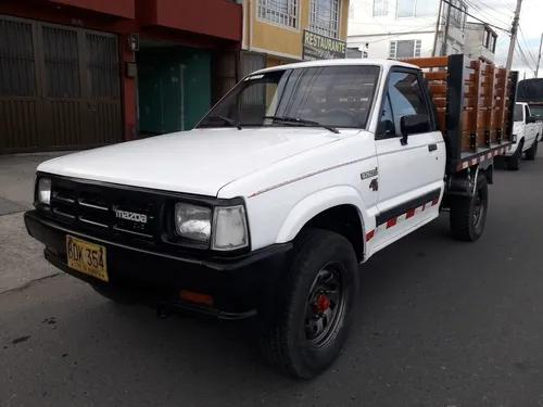 Mazda b2600 1993 4x4 estacas tipo luv d21 o hilux