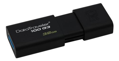 Memoria usb memoria usb 32gb 3.0 datatraveler 100 g3