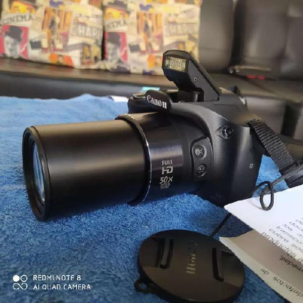 Super oferta, vendo canon sx530 hs como nueva,muy poco uso,