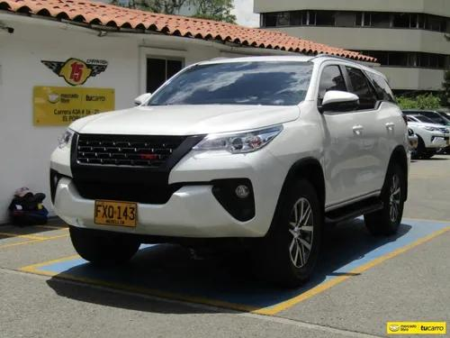 Toyota fortuner at 2.8 td 4x4