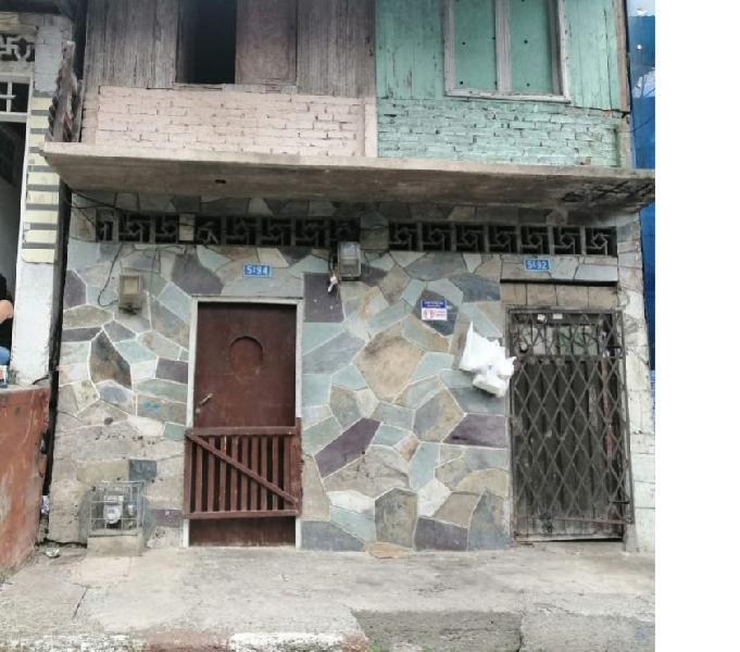 Casa lote para construir edif. de apartamentos buenaventura