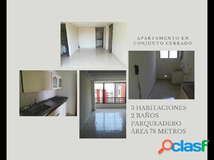 Apartamento sector norte para venta 30-65