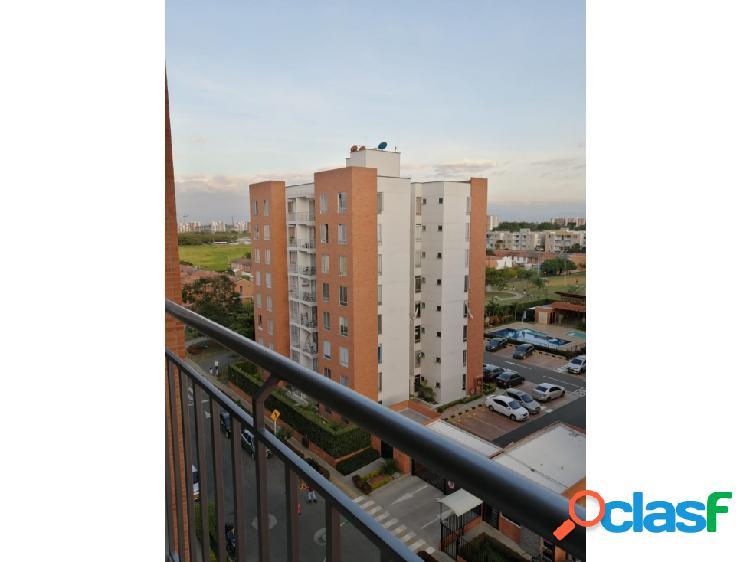 Se vende apartamento piso 7 con ascensor en valle del lili