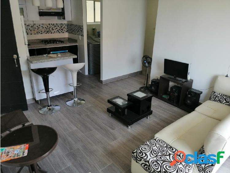 Rento apartamento amoblado en la arboleda totumo, ibaguè.