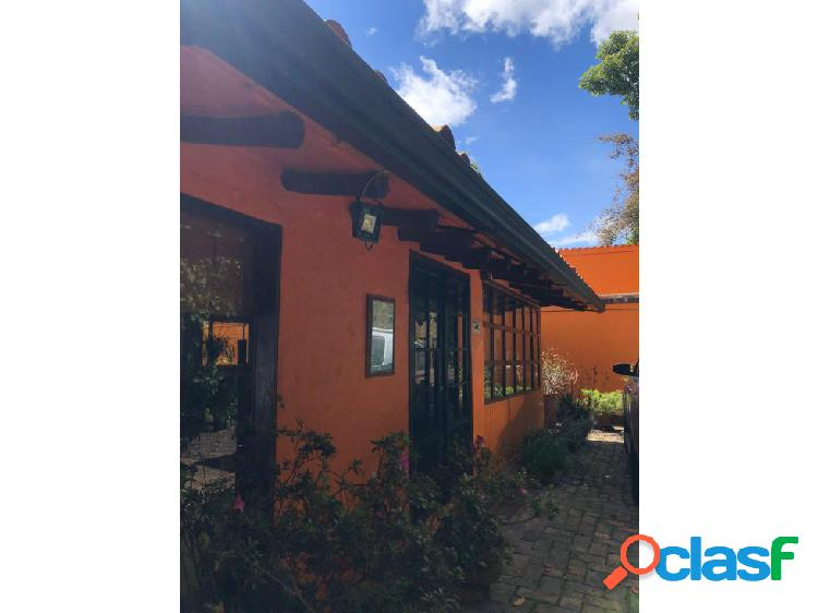 Casa en venta, guaymaral, chia