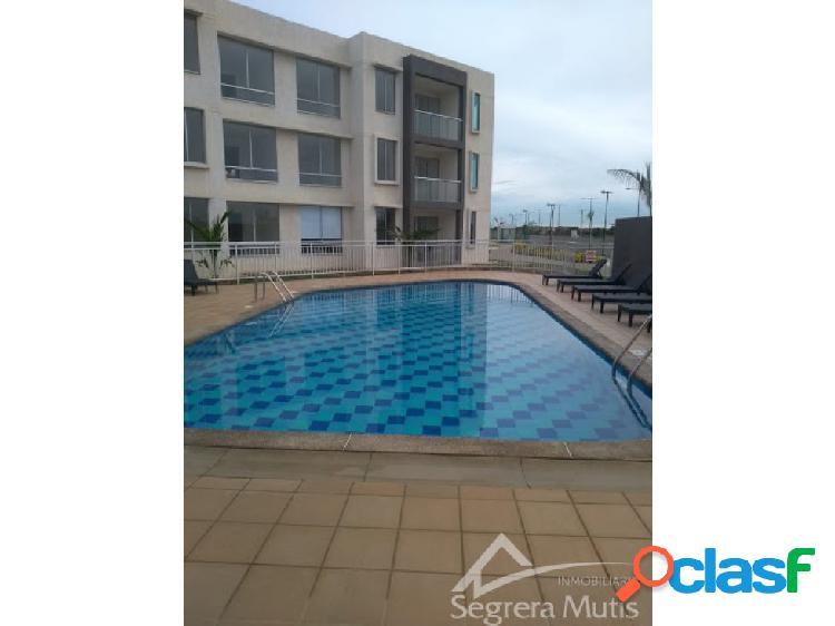 Segrea Mutis vende apartamento en Serena del Mar, excelente preci!.