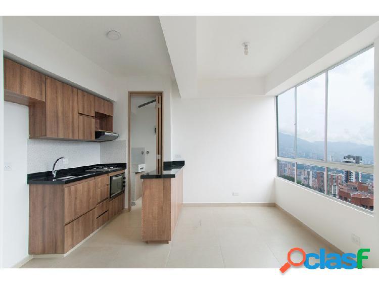 Apartamento moderno con vista excelente a la ciudad en sabaneta