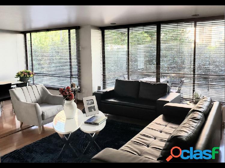 Amplio apartamento remodelado en buganvilla - venta