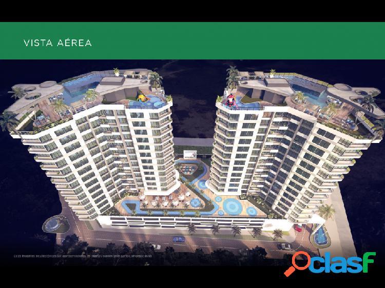 Proyecto apartamentos en venta en cielo mar