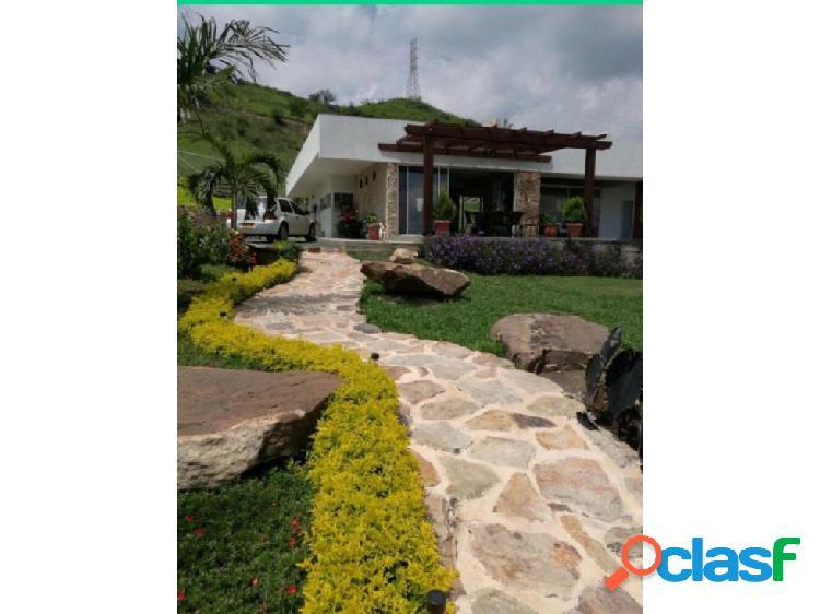Casa campestre en venta en laguna seca, yumbo