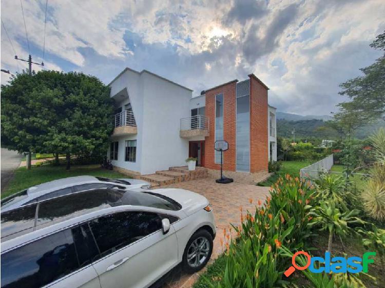 Casa campestre portales de verde horizonte, jamundi - 10303